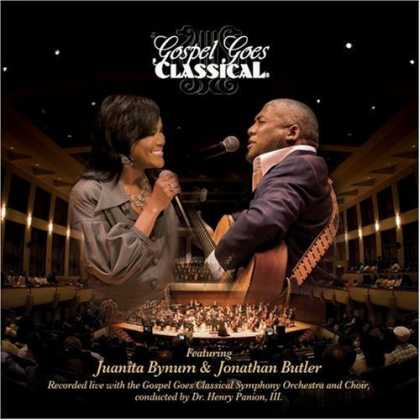 Bestselling Music (2006) - Gospel Goes Classical by Juanita Bynum