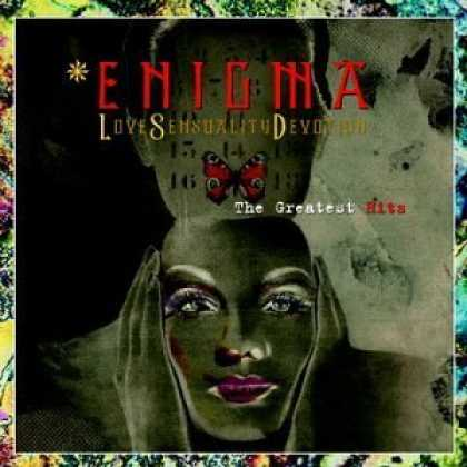 Bestselling Music (2006) - Enigma - Love Sensuality Devotion: The Greatest Hits by Enigma