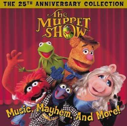 Bestselling Music (2006) - Muppet Show: Music Mayhem & More - 25th Anniv Coll by Muppets