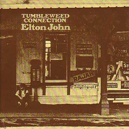 Bestselling Music (2006) - Tumbleweed Connection by Elton John