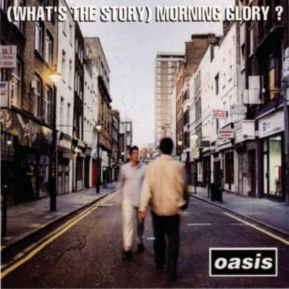 Bestselling Music (2006) - (What's The Story) Morning Glory? by Oasis