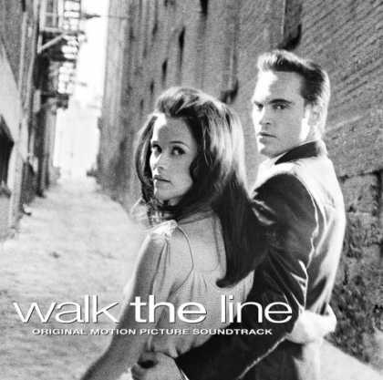 Bestselling Music (2006) - Walk the Line by Joaquin Phoenix