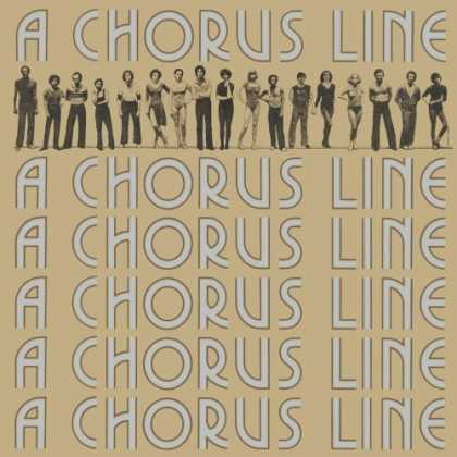 Bestselling Music (2006) - A Chorus Line (1975 Original Broadway Cast) by Marvin Hamlisch