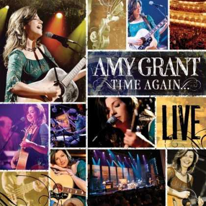 Bestselling Music (2006) - Time Again: Amy Grant Live All Access by Amy Grant