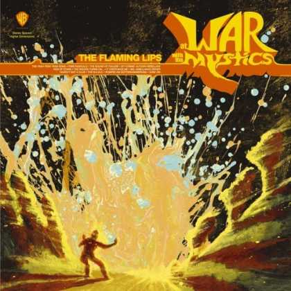 Bestselling Music (2006) - At War with the Mystics by The Flaming Lips
