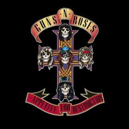 Bestselling Music (2006) - Appetite for Destruction by Guns N' Roses