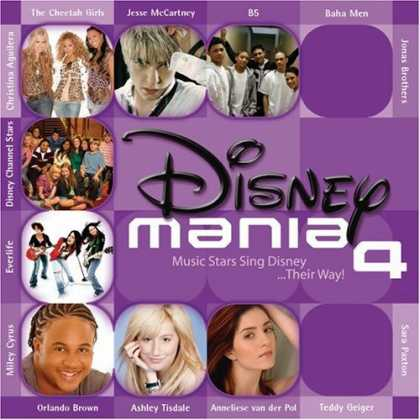 Bestselling Music (2006) - Disneymania, Vol. 4 by Disney