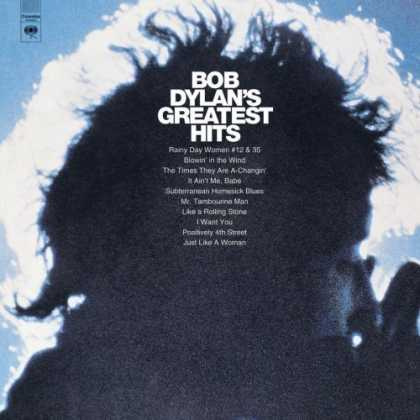 Bestselling Music (2006) - Bob Dylan's Greatest Hits by Bob Dylan