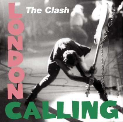 Bestselling Music (2006) - London Calling by The Clash