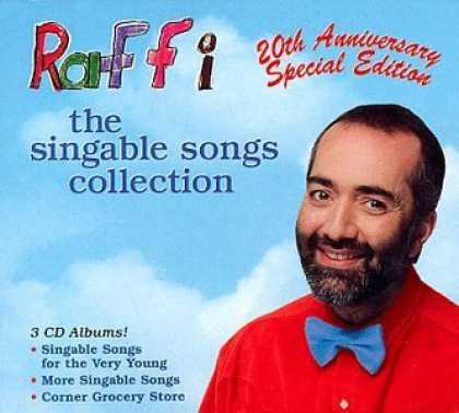 Bestselling Music (2006) - The Singable Songs Collection by Raffi