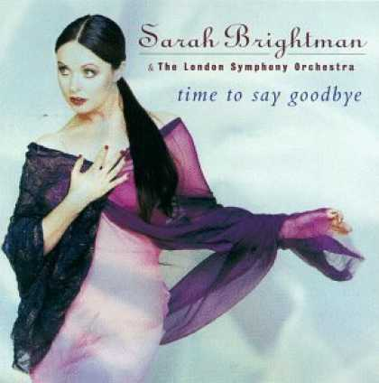 Bestselling Music (2006) - Time to Say Goodbye by Sarah Brightman