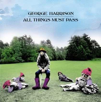 Bestselling Music (2006) - All Things Must Pass [DIGI-PAK EDITION] by George Harrison