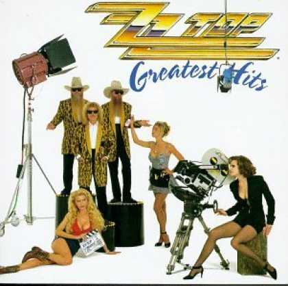 Bestselling Music (2006) - ZZ Top - Greatest Hits by ZZ Top