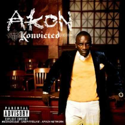 Bestselling Music (2006) - Konvicted by Akon