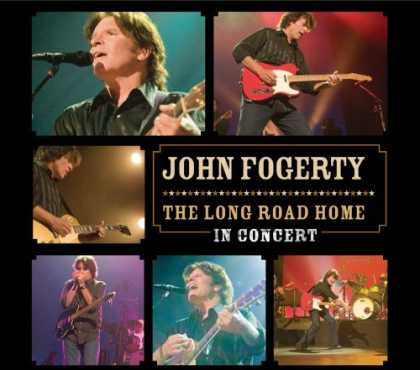Bestselling Music (2006) - Long Road Home: In Concert by John Fogerty