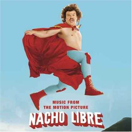 Bestselling Music (2006) - Nacho Libre by Original Soundtrack