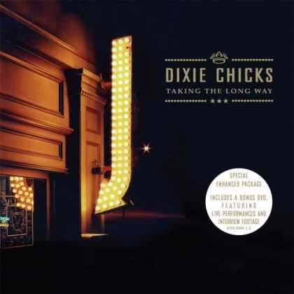 Bestselling Music (2006) - Taking The Long Way by Dixie Chicks