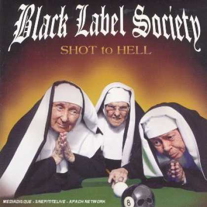 Bestselling Music (2006) - Shot to Hell by Black Label Society