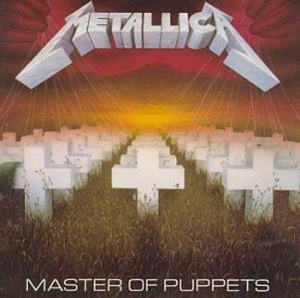 Bestselling Music (2006) - Master of Puppets by Metallica