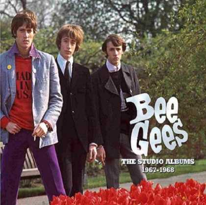 Bestselling Music (2006) - The Studio Albums 1967-1968 by The Bee Gees