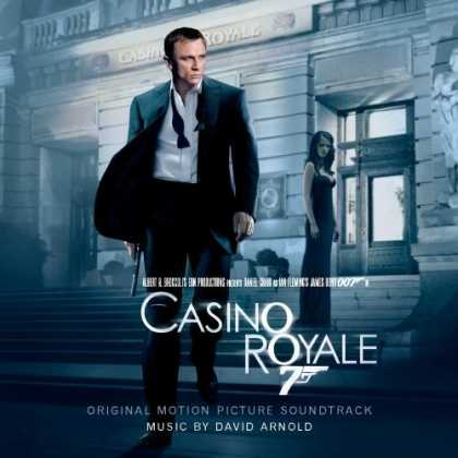 Bestselling Music (2006) - Casino Royale by David Arnold