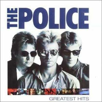 Bestselling Music (2006) - The Police - Greatest Hits by The Police