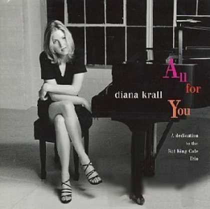 Bestselling Music (2006) - All for You: A Dedication to the Nat King Cole Trio by Diana Krall