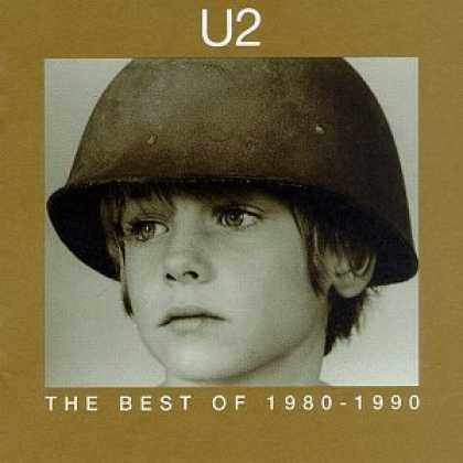 Bestselling Music (2006) - The Best of 1980-1990 by U2