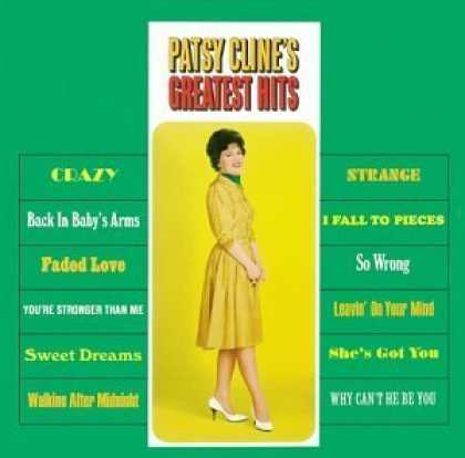 Bestselling Music (2006) - Patsy Cline's Greatest Hits by Patsy Cline