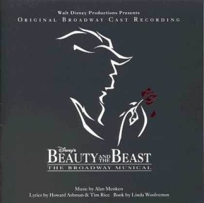 Bestselling Music (2006) - Disney's Beauty and the Beast: The Broadway Musical (Original Broadway Cast Reco