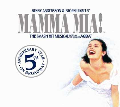 Bestselling Music (2006) - Mamma Mia! 5th Anniversary Edition by Original Cast Recording