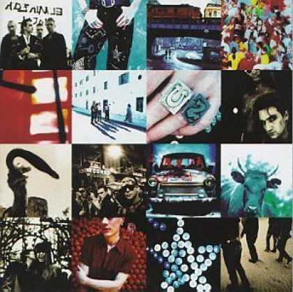 Bestselling Music (2006) - Achtung Baby by U2