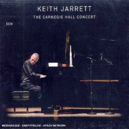 Bestselling Music (2006) - The Carnegie Hall Concert by Keith Jarrett