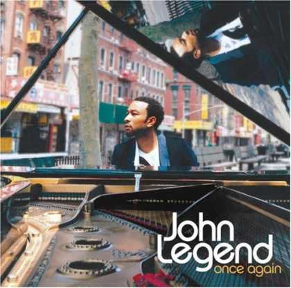 Bestselling Music (2006) - Brain Age - Once Again by John Legend