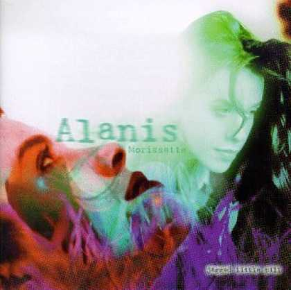 Bestselling Music (2006) - Jagged Little Pill by Alanis Morissette