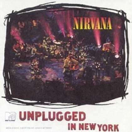 Bestselling Music (2006) - MTV Unplugged in New York by Nirvana