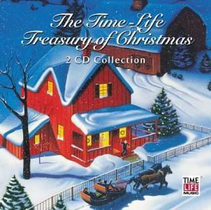 Bestselling Music (2006) - Time-Life Treasury of Christmas