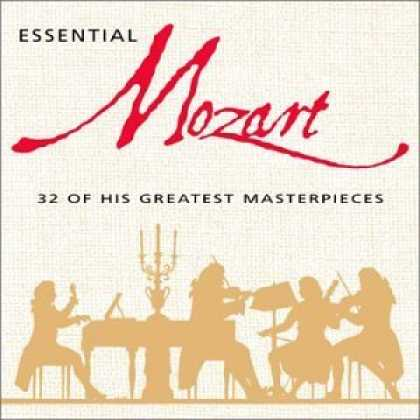 Bestselling Music (2006) - Essential Mozart: 32 Of His Greatest Masterpieces