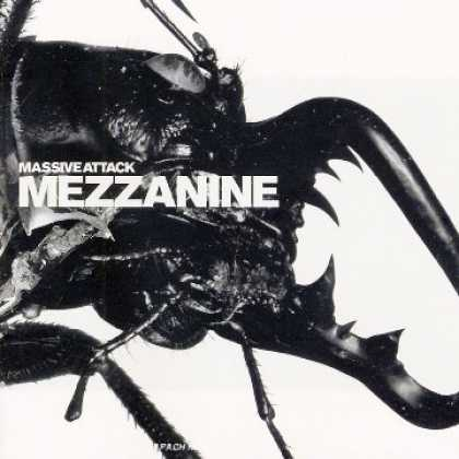 Bestselling Music (2006) - Mezzanine by Massive Attack