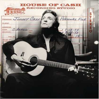 Bestselling Music (2006) - Personal File by Johnny Cash