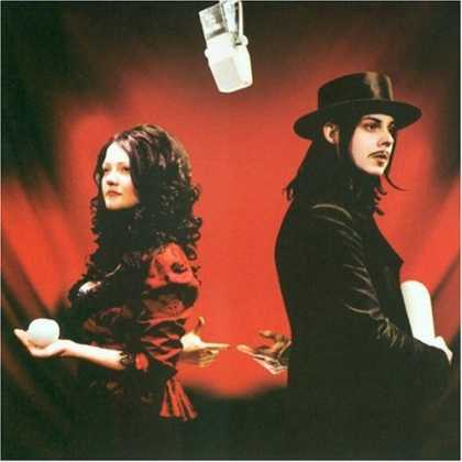 Bestselling Music (2006) - Get Behind Me Satan by The White Stripes