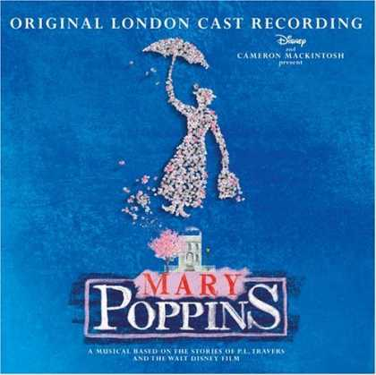 Bestselling Music (2006) - Mary Poppins (2005 Original London Cast)