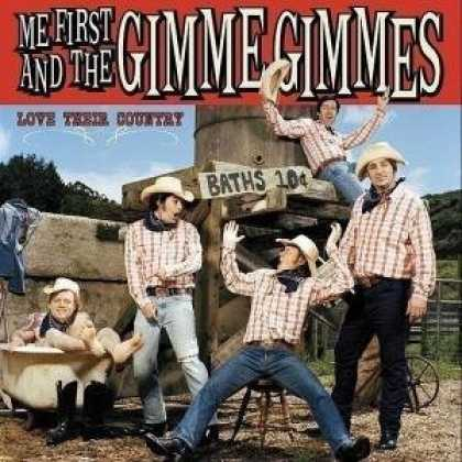Bestselling Music (2006) - Love Their Country by Me First and the Gimme Gimmes