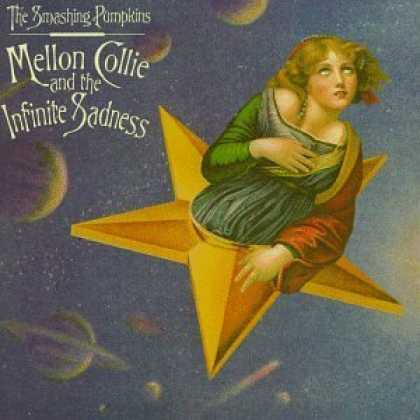 Bestselling Music (2006) - Mellon Collie and the Infinite Sadness by Smashing Pumpkins
