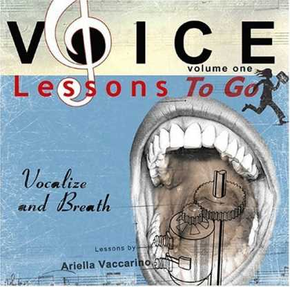 Bestselling Music (2006) - Voice Lessons To Go Volume 1: Vocalize and Breath by Ariella Vaccarino