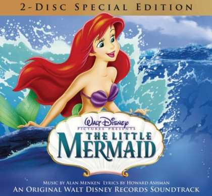 Bestselling Music (2006) - The Little Mermaid by Original Soundtrack