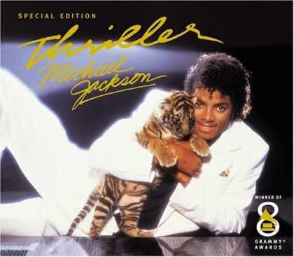 Bestselling Music (2006) - Thriller by Michael Jackson