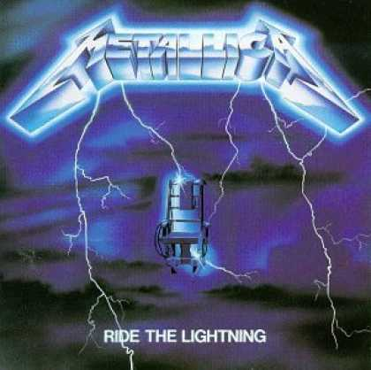 Bestselling Music (2006) - Ride the Lightning by Metallica
