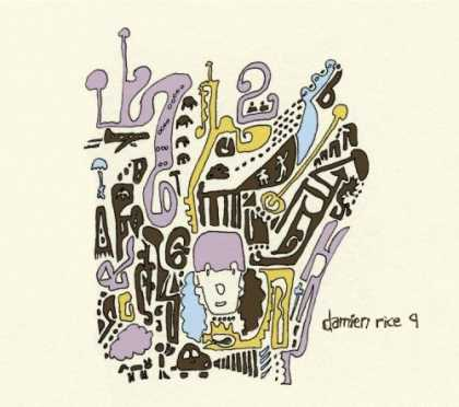 Bestselling Music (2006) - 9 by Damien Rice