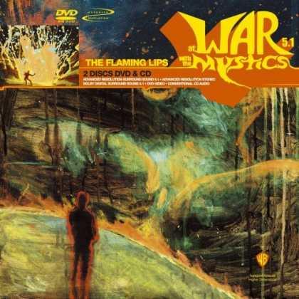 Bestselling Music (2006) - At War with the Mystics (Limited Edition CD + DVD) by The Flaming Lips